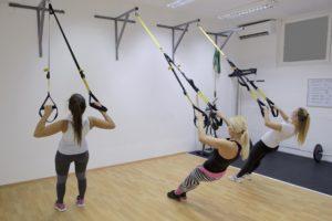 TRX skupinska vadba
