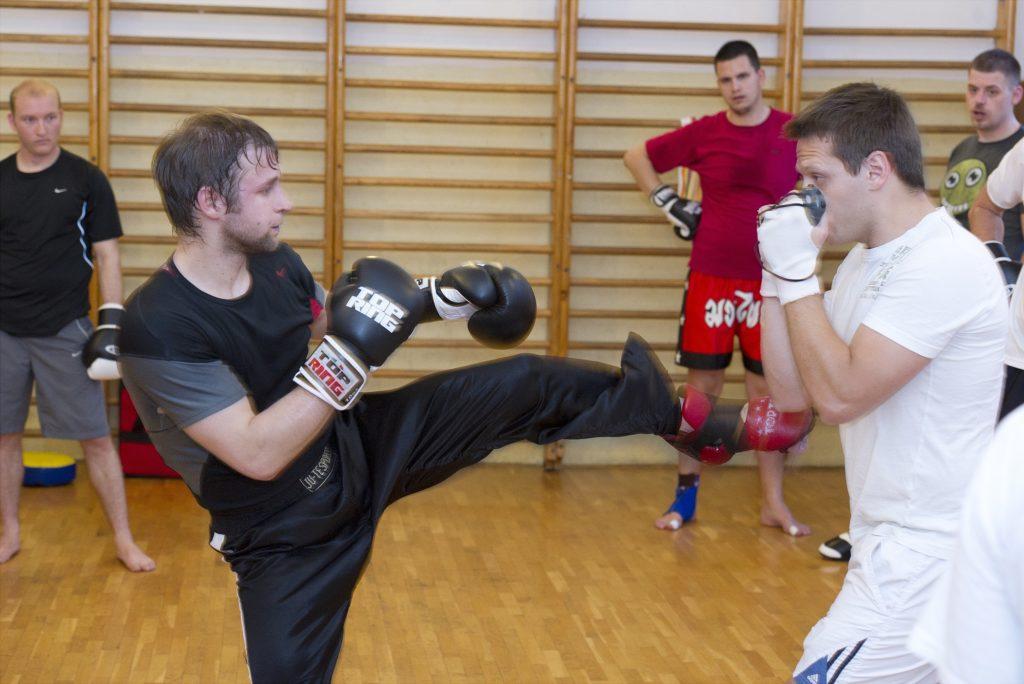 kickbox kondicijska priprava